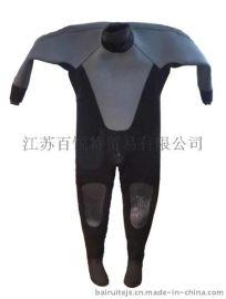 幹式潛水服 潛水服 潛水裝置 水下作業保護服