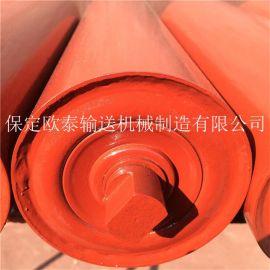 河北厂家供应欧泰牌DTII型 TD75型 槽型托辊,平行托辊,摩擦托辊,锥形托辊