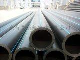 HDPE100级给水管、市政地埋用大口径PE国标管