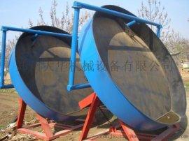 圆盘式造粒机 成球盘造粒机 化肥造粒机 鸡牛猪粪有机肥设备