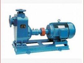 ZX型自吸式排污泵 卧式自吸泵