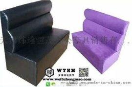 天津异型卡座沙发 U型卡座沙发、L型卡座沙发