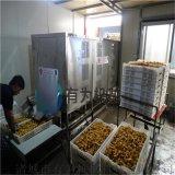 鱼豆腐制作机器,炸鱼豆腐鱼糕的设备,鱼豆腐油炸机