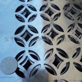安平兴博丝网定制加工元宝孔墙模板