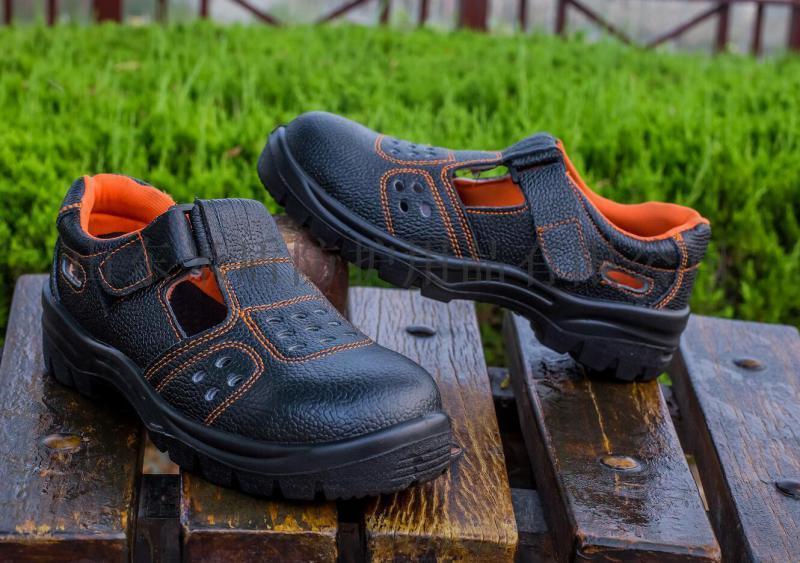 夏季透气劳保鞋 防砸防刺穿安全鞋绝缘防护鞋防静电