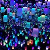 夢幻燈光展呼吸森林暖場道具