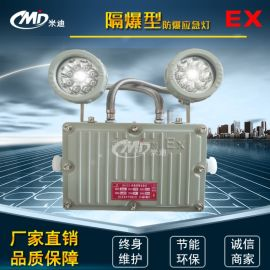 防爆双头应急灯MIDBAJ52系列 应急防爆照明灯