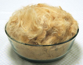 大豆蛋白纤维 纱线  莱悦纺织在机生产