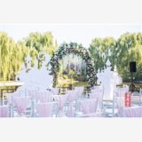 婚礼策划——中国领先的草坪婚礼策划市场广阔,值得您的信赖