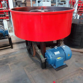 西元JW350立式平口混凝土搅拌机可搅拌耐火材料
