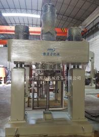广东强力分散机 硅酮玻璃胶密封胶生产设备