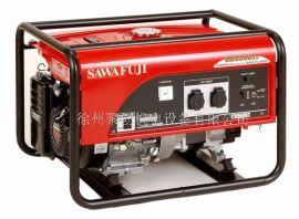 泽藤SAWAFUJI汽油单相发电机SH5300EX