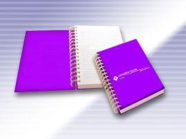 精装PP线圈笔记本(MI-105)