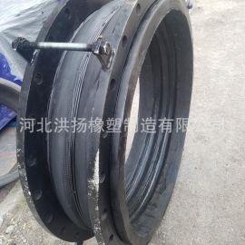 现货供应 大口径橡胶软接头 耐酸碱耐腐蚀橡胶软连接 规格齐全