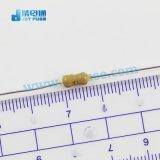 JFP1100TL黃色電阻式保險絲慢斷1A/125V