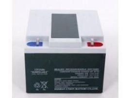 UNION友联MX12240 12V24AH太阳能直流屏UPS/EPS电源 铅酸蓄电池