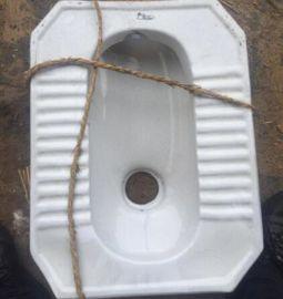 八角陶瓷蹲便器工廠批發農村旱改廁專用蹲便器520-420