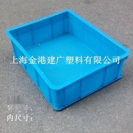 供應 360*310*80塑料周轉箱  物流包裝箱   螺絲 塑料箱