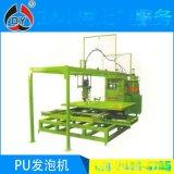 厂家直销 高质量pu仿木发泡机 高压空气型pu线条发泡机
