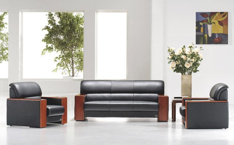 2018年新款 真皮西皮1人3人沙发