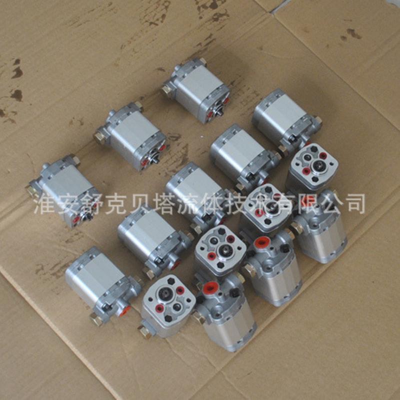 CB-E1.5ST全自动路障系列双向齿轮泵