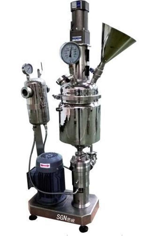 SGN/思峻 高定向熱解石墨烯膠體磨