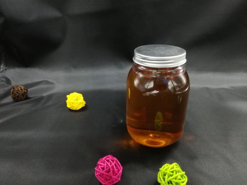 胖胖500ml透明果汁饮料瓶胖胖奶茶瓶PET食品级奶茶果汁瓶蜂蜜瓶
