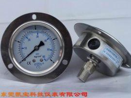 全不锈钢316L耐腐蚀耐高温压力表