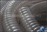 PU钢丝软管,耐磨聚氨脂吸尘管,伸缩管