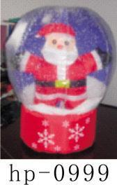 CS-005充气圣诞水晶球