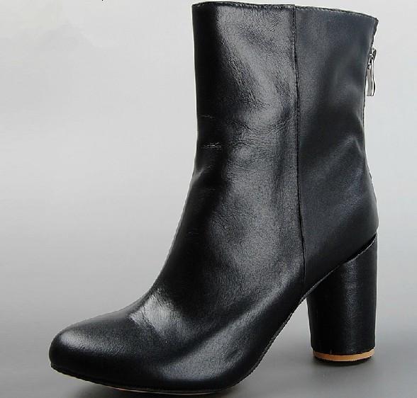 加工靴子 定做女靴 短靴批发