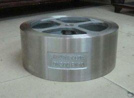 廠家專業供應不銹鋼H71W-25P對夾止回閥