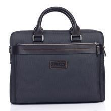 威斌厂家批发定做新款时尚男士商务单肩电脑包高档男包公文包