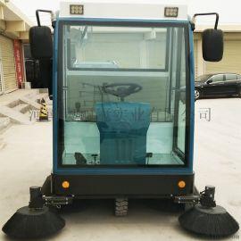 驾驶式扫地机工业电动扫地车电动清扫车