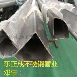 湖北不锈钢异型管厂家,201不锈钢扇形管现货