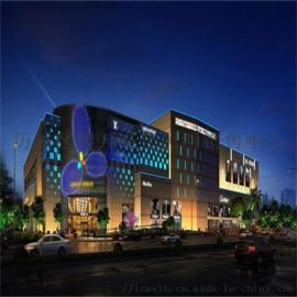 济南酒店照明工程商场亮化设计