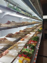 风幕柜水果保鲜柜2米