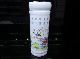 陶瓷保温杯,**双层陶瓷保温杯定做