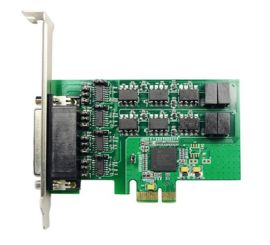 PCI-E转4口485/422光电隔离工业级高速串口卡