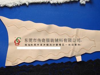 矽利康(矽膠)內衣連續性塗層