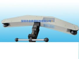 幕牆拉索鋼絲繩張力測試儀使用方法