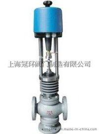 ZAZP, ZAZN, ZAZM电动调节阀, 上海阀门厂