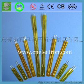NTC 103F-3950 绝缘薄膜封装热敏电阻 引脚焊接PVC引线加工