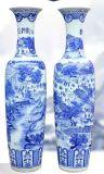 景德镇陶瓷大花瓶上海专供 落地大花瓶定制加工