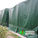 供应东莞帛利篷布批发厂家直销防水篷布 防尘帆布加工定做