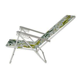 户外便携式折叠沙滩椅调节观景椅躺椅自驾游旅行野营露营