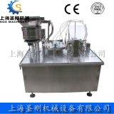 上海口服液灌装机,口服液灌装旋盖机,小量灌装机厂家