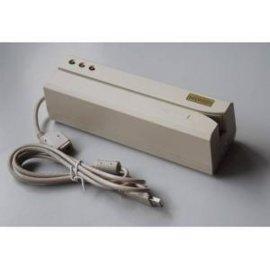 原厂进口MSR609高抗全三轨磁卡读写器加磁机免驱动