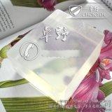 水晶精油皁基是卓野透明皁基的一種,是用來製作美容皁,潔面皂,手工皁類的基本材料