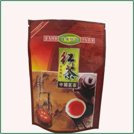 供应茶叶包装袋 红茶包装 自立拉链袋